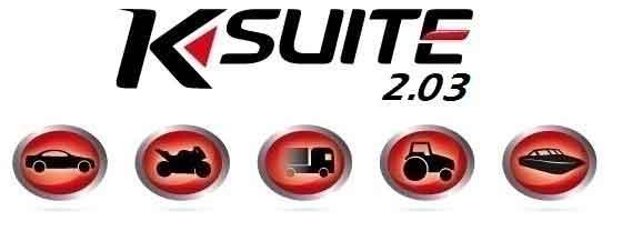 KSuite V2.03 Remapping Software Update