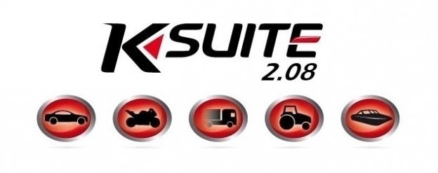 KSuite Version 2.08 Software Update