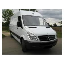 Mercedes Sprinter Economy Tune